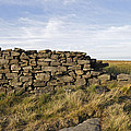 Dry Stone Wall by Kevin Round