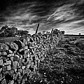 Dry Stone Walls by Meirion Matthias