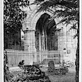 Dryburgh Abbey, 1866 by Granger