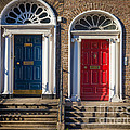 Dual Doors by Inge Johnsson