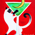 Moon Martini by Gem S Visionary