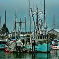 Duashala Fishing Boat Hdrbt4247-13 by Randy Harris