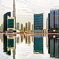 Dubai Downtown -  by Luciano Mortula