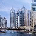 Dubai Marina by Jelena Jovanovic