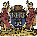 Dublin Coat Of Arms by Granger