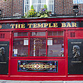 Dublin Ireland - The Temple Bar by Bill Cannon