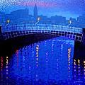 Dublin Starry Nights by John  Nolan