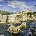 Dubrovnik Walled City by Timothy Hacker