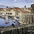 Dubrovnik Walls by Timothy Hacker