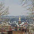 Dubuque County Courthouse by Jane Melgaard