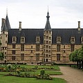 Ducal Palace Nevers by Christiane Schulze Art And Photography