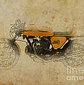 Ducati 750 Sport 1973 by Pablo Franchi