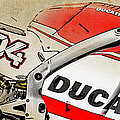 Ducati GP14 04 by Drawspots Illustrations