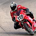 Ducati No. 719 by Jerry Fornarotto