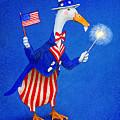 Ducky Doodle Dandy... by Will Bullas