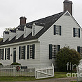 Dudley Diggs House Yorktown by Teresa Mucha
