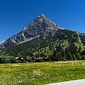 Duendenhorn Mountain by Carsten Reisinger