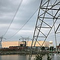 Duke Energy Mcguire Nuclear Energy Station by Robert Loe