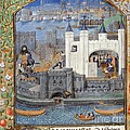 Duke Of Orleans, Tower Of London, 1430s by British Library