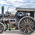 Duke Of York Traction Engine 4 by John Lynch