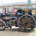 Duke Of York Traction Engine 6 by John Lynch
