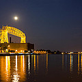 Duluth Aerial Lift Bridge by Penny Meyers