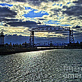 Duluth Lift Bridge by Tommy Anderson