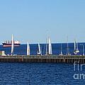 Duluth Mn Harbor by Lori Tordsen