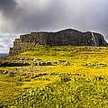 Dun Aonghasa - Iron Age Irish Ruins by Mark E Tisdale
