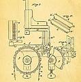 Duncan Addressing Machine Patent Art 1896 by Ian Monk