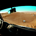 Dune Bashing In The Empty Quarter by Jereme Thaxton