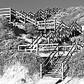Dune Steps 02 by Rick Piper Photography