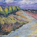 Dunes II by Virginia Zuelsdorf