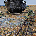 Dungeness Days 1 by Wendy Wilton
