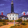 Dungeness Old Lighthouse by Chris Lord