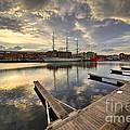 Dunkirk Quay  by Rob Hawkins
