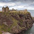 Dunnottar Castle by Eunice Gibb