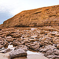 Dunraven Bay Southerndown by Paul Cannon