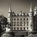 Dunrobin Castle Scotland by Roger Wedegis