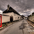 Dunsford Village by Rob Hawkins