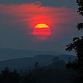 Dunvegan Sunset by David Pringle