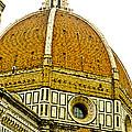 Duomo Florence Italy by Jon Berghoff