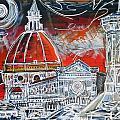 Duomo by Laura Hol Art