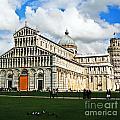 Duomo Of Field Of Dreams by Elvis Vaughn