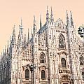 Duomo Of Milan by Luciano Mortula
