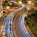 Dupont Circle Traffic I by Kathy McCabe