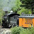 Durango To Silverton by Dave Wangsness