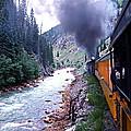 Durango To Silverton by Kume Bryant