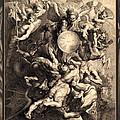 Durer Avenging Angels by Robert Kernodle