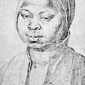 Durer Slave Woman, 1521 by Granger